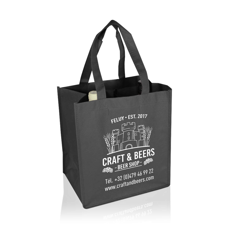 6 bottle bag