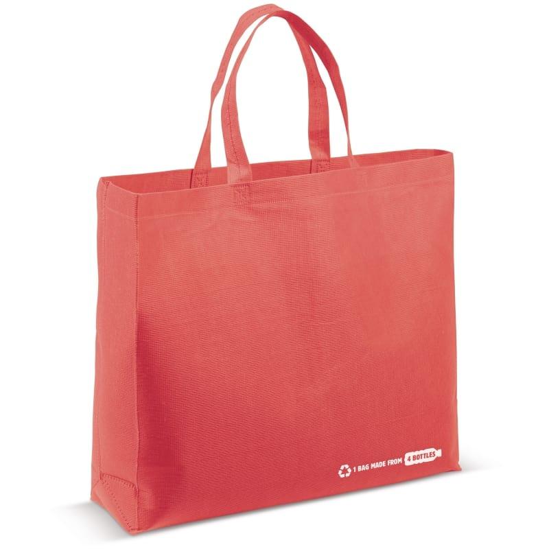 Shopper RPET red