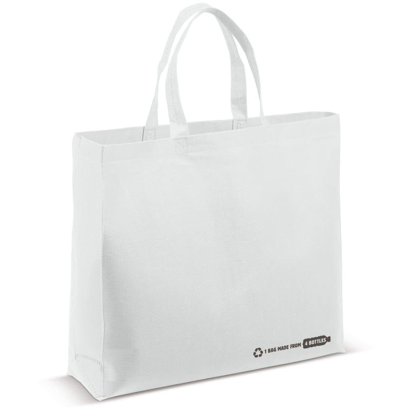 Shopper RPET white