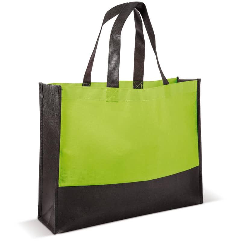 Shopper bicolore