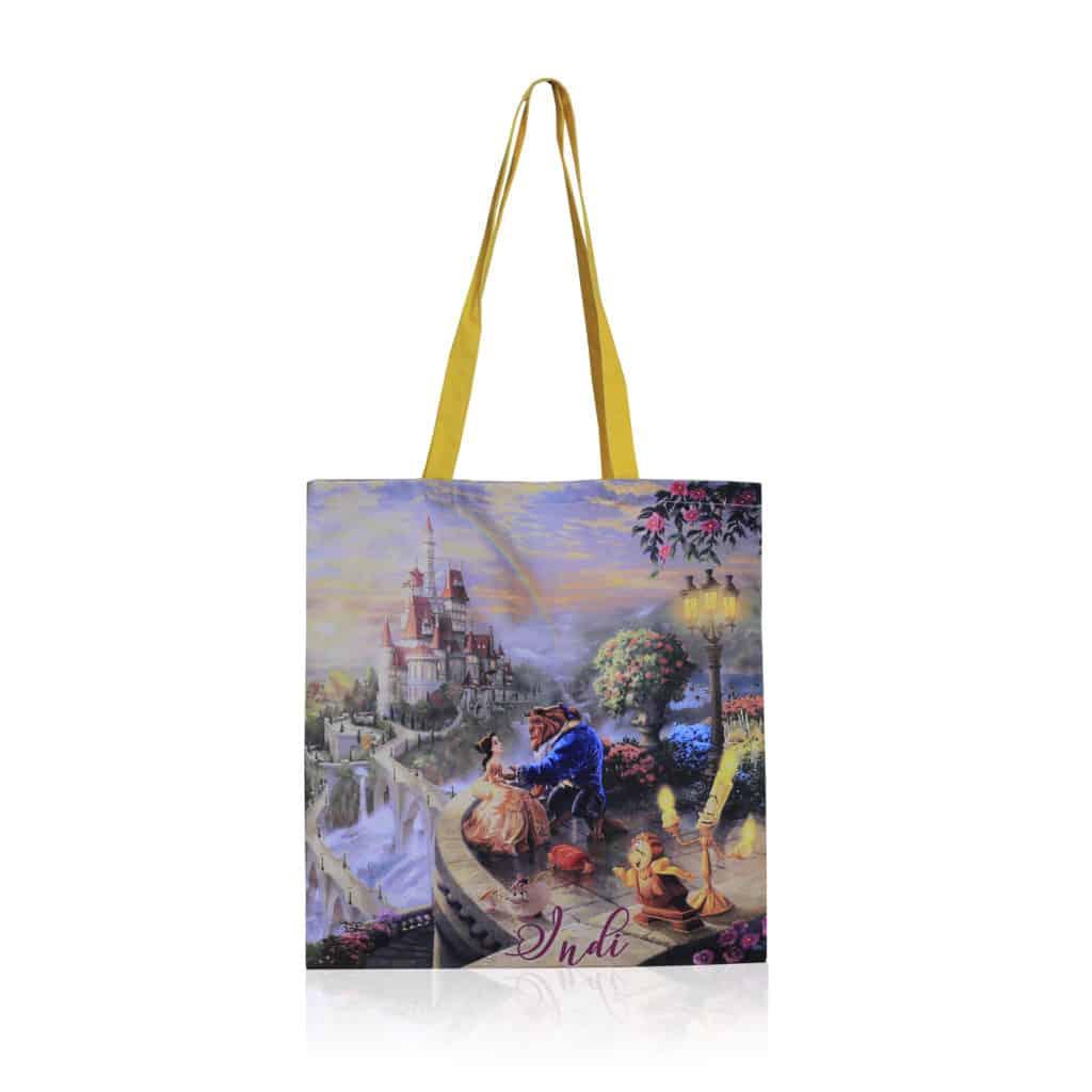 Belle - Tote bag full color