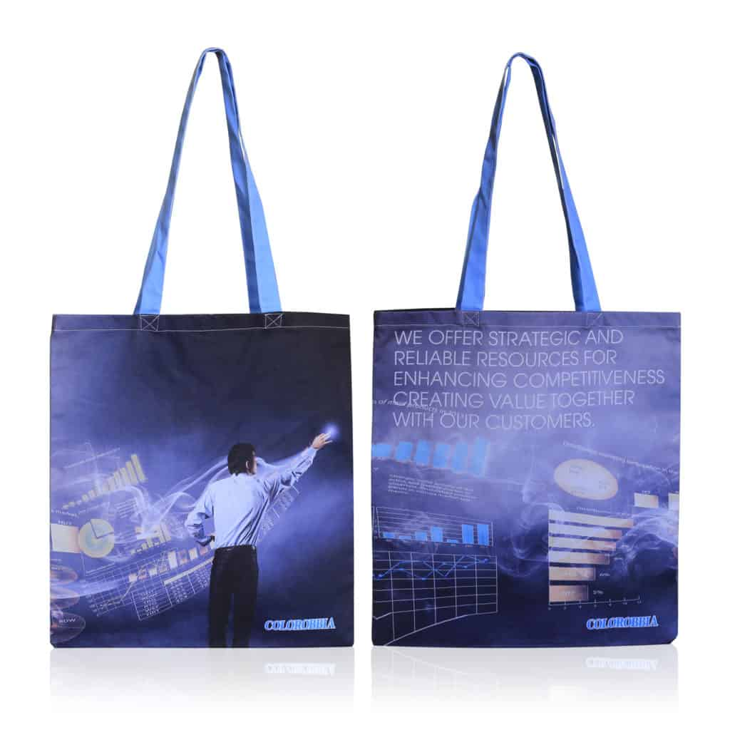 Group - Tote bag full color